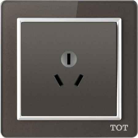 托泰TOT三孔插座